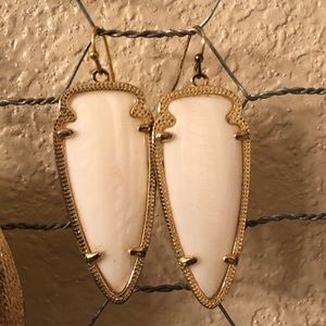 Kendra Scott Skylar Arrowhead Earrings